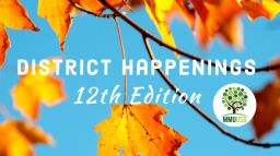 District Happenings 12th Edition